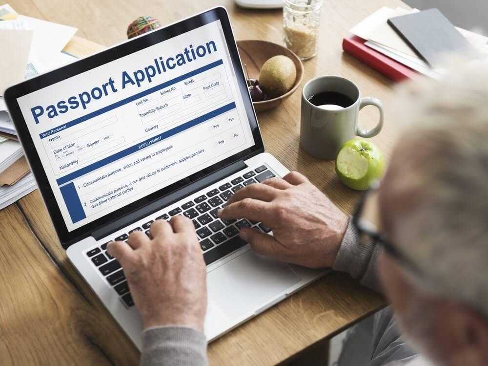 bikin paspor online