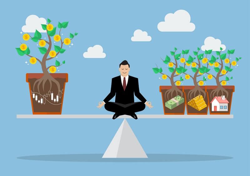 bagaimana strategi yang harus digunakan dalam memilih jenis investasi yang baik