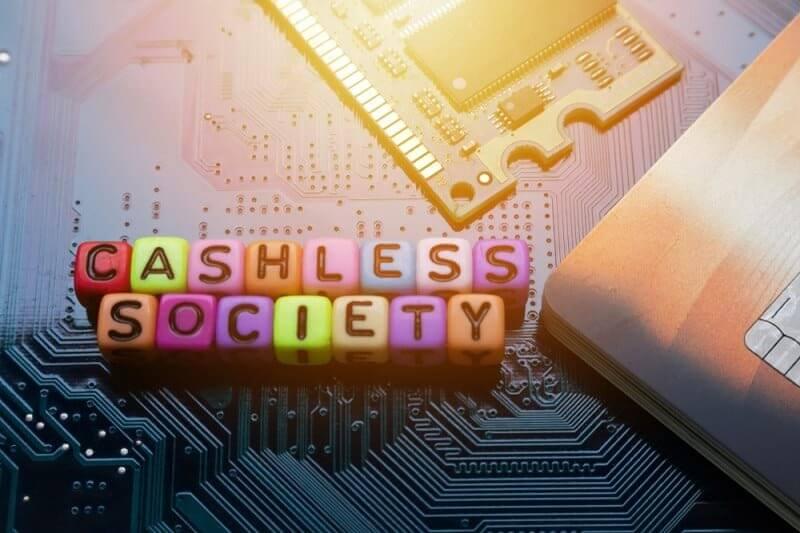 cashless society bagi perusahaan