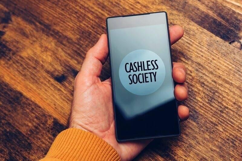 fenomena cashless di indonesia