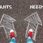 Perbedaan antara Kebutuhan dan Keinginan yang Harus Anda Pahami