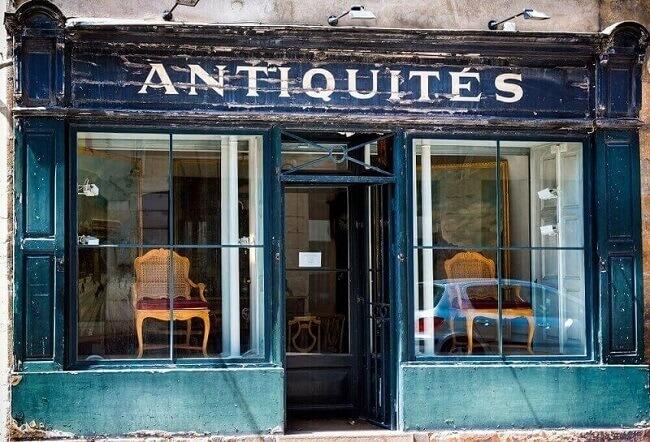 investasi barang antik