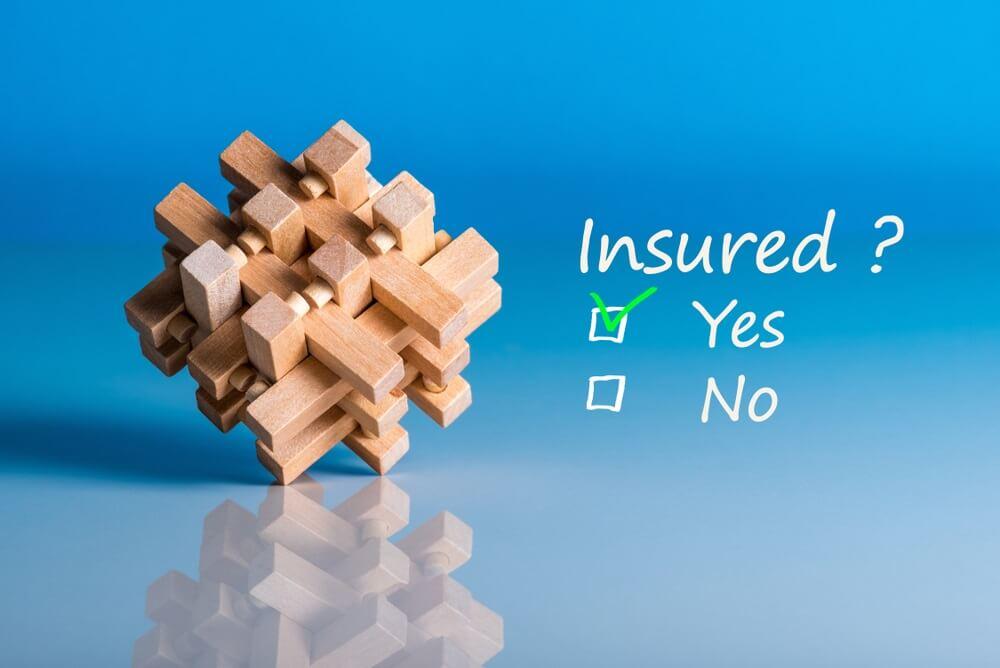 resiko tidak terproteksi asuransi