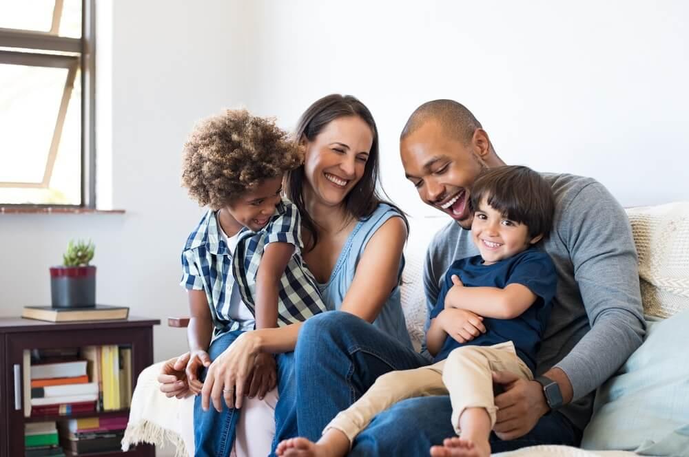 berkumpul dengan keluarga di saat WFH