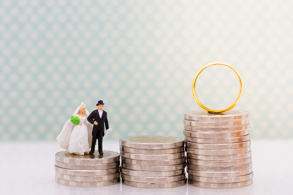 cara mengatur keuangan pernikahan